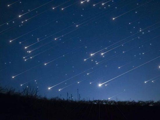 Звездопад из созвездия Ориона смогут увидеть забайкальцы