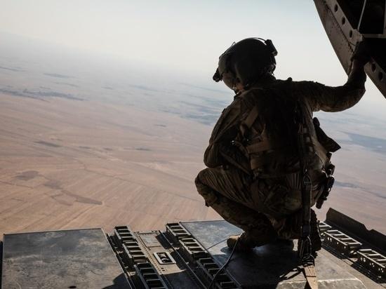 Эксперт оценил выход американских войск из Сирии: оставляют стиральные машины