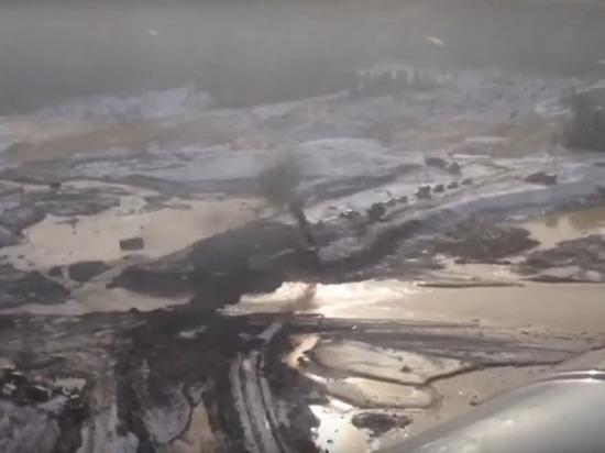 Жизнь рабочему при прорыве дамбы в Красноярском крае спасла «халтурка»