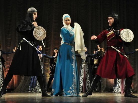 Всемирно известный чеченский ансамбль «Вайнах» выступит в Чите