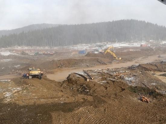 После трагедии под Красноярском экологи предложили запретить добычу рассыпного золота