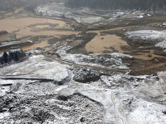 Эксперт назвал причину трагедии с золотодобытчиками: «Поселок разбили под дамбами»