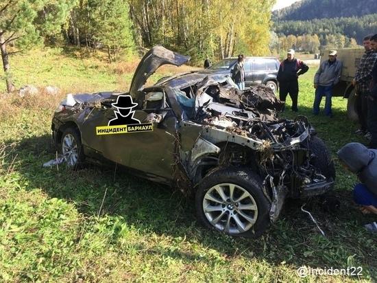 Умер фигурант ДТП с участием сына алтайского полицейского Надвоцкого, обвиняемого во взятках