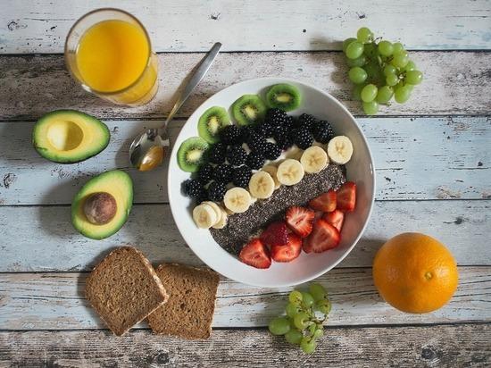 Названы 5 лучших завтраков для похудения