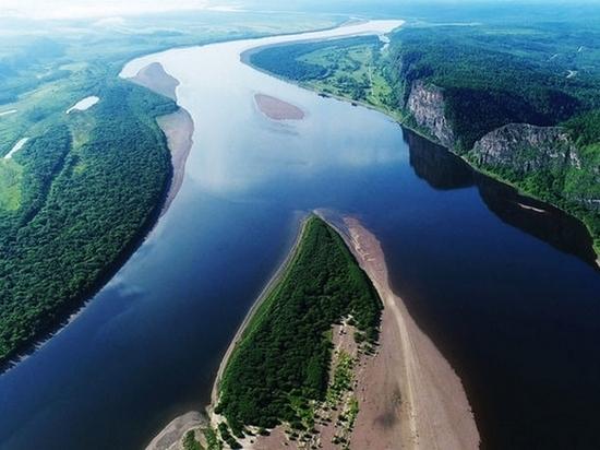 На Амуре в Хабаровском крае продолжается спад воды