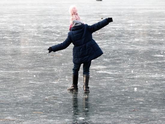Проваливавшимся под лёд детям в Чите предложат предупредить сверстников