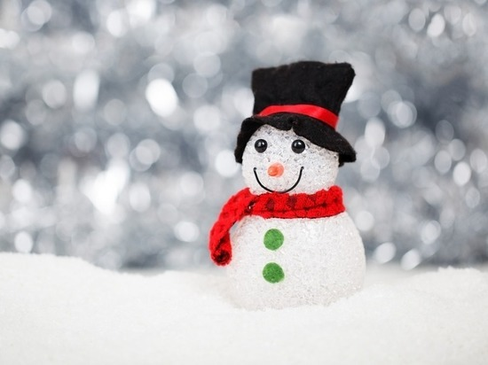 Главным развлечением октября для жителей Алтайского края стала лепка снеговиков