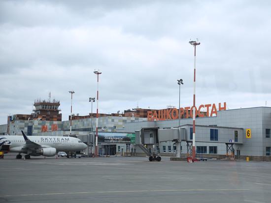 Новый комплекс уфимского аэровокзала запустят в 2020 году