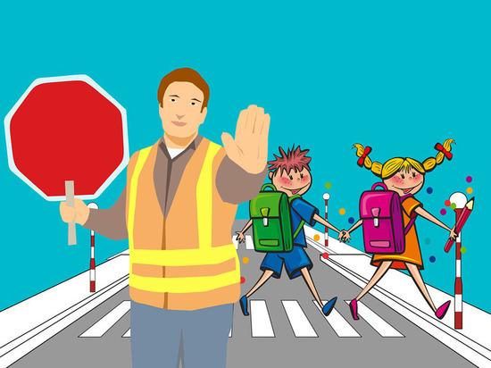 В Севастополе ради детей оживут светофор, «зебра» и дорожные знаки