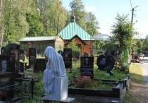 Посетителя Богословского кладбища нашли мертвым у могилки