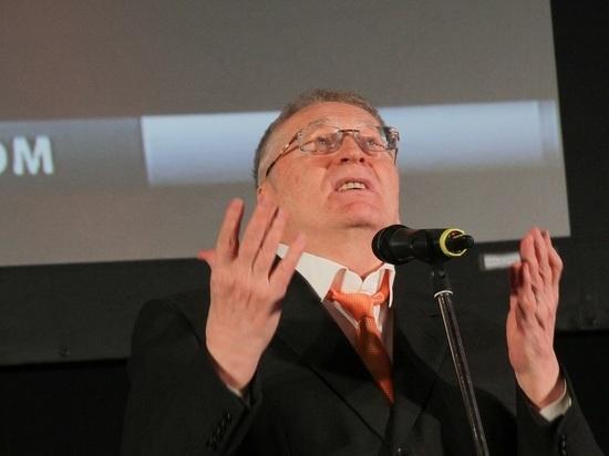 Жириновский назвал причину домашнего насилия и пожалел мужчин