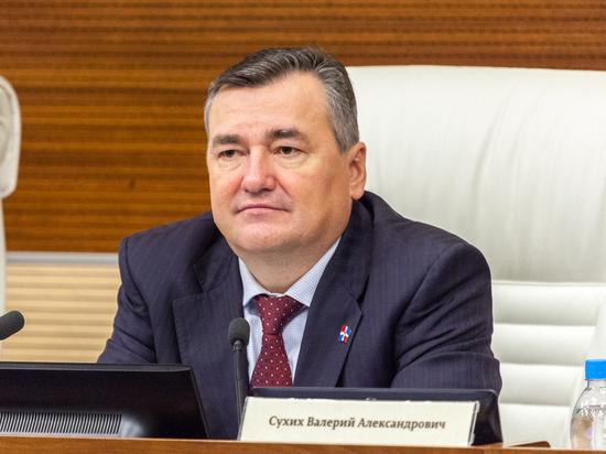 Основной темой октябрьской пленарки парламента Прикамья станет бюджетное послание губернатора