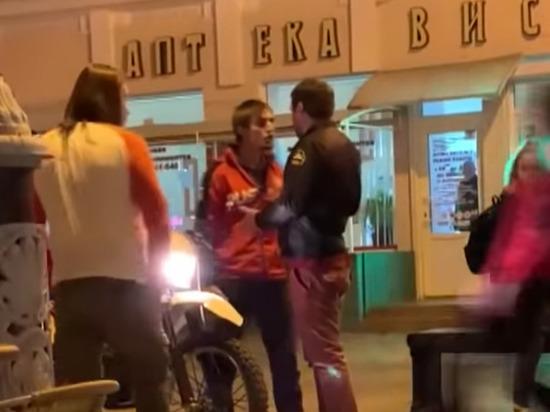 Чеченец избил журналиста в Крыму из-за замечания о езде