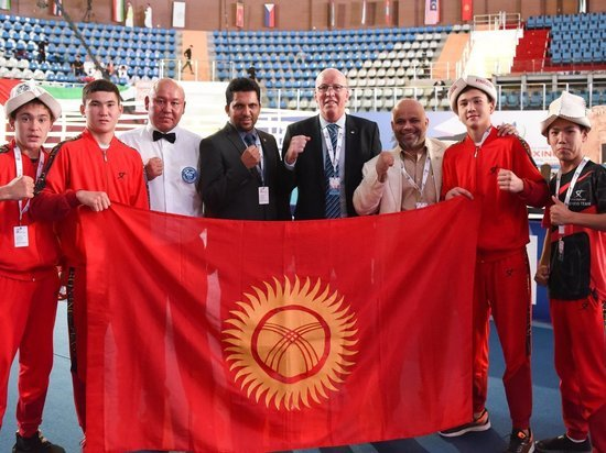 Боксеры-юниоры Кыргызстана завоевали 6 медалей на чемпионате Азии