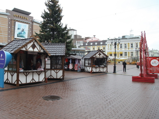 Единый дизайн-код для бизнеса вводят в Нижнем Новгороде
