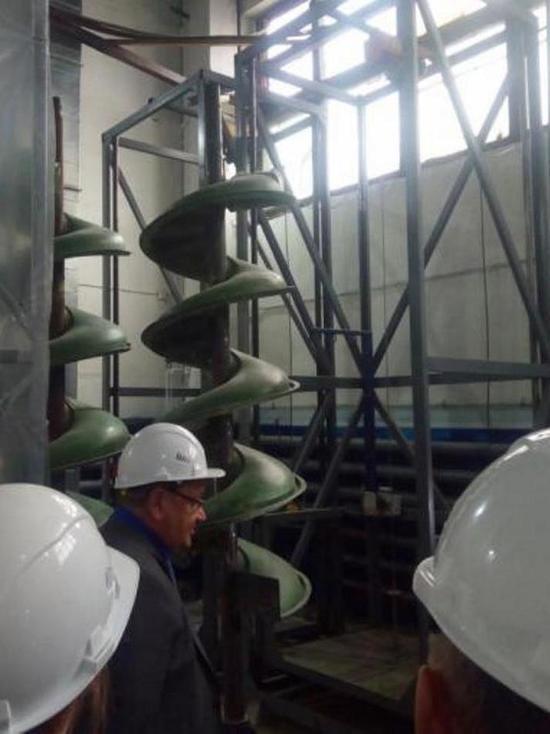 В ТОСЭР Усолья заработал завод по производству горнодобывающего оборудования
