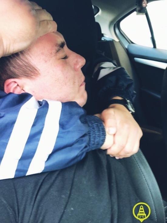 Сотрудника Балтийской таможни лишили прав за пьяную езду и краш-гонку по Садовой