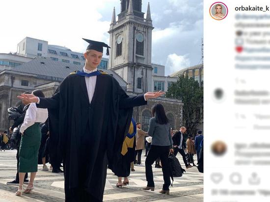 Внук Пугачевой окончил элитный вуз в Великобритании