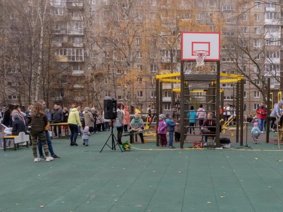 Замгубернатора открыл воркаут-площадку в Нижнем Новгороде