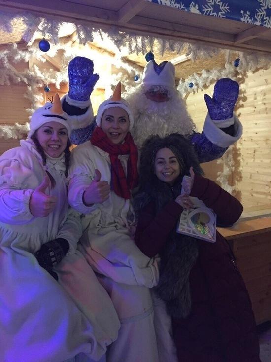 Новогодний городок в Иванове откроется 21 декабря