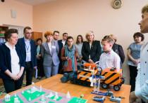 Школьники Горноправдинска проектируют «Парк мечты»
