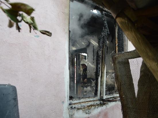 В Севастополе три пожара унесли две человеческие жизни