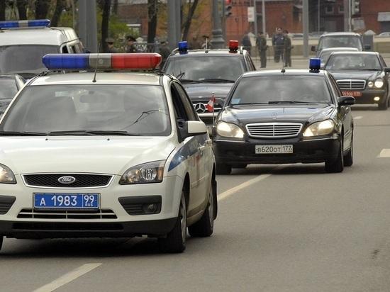 СМИ: автомобиль службы протокола Медведева сбил пешехода