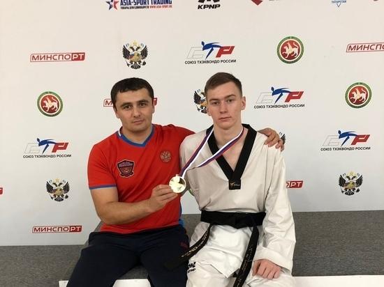 Чемпионом России по тхэквондо впервые стал рязанец