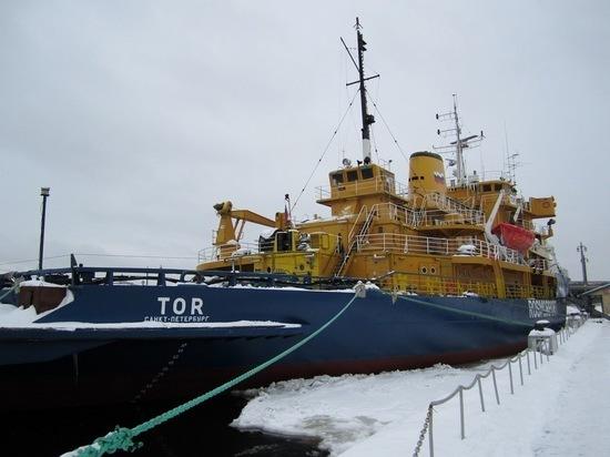 """Российский ледокол подал сигнал бедствия случайно: """"Никаких проблем нет"""""""
