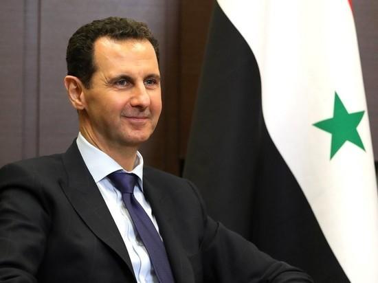 Асад посетил линию фронта в Идлибе и назвал Эрдогана