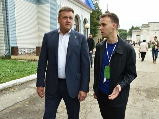 Рязанцы могут получить гранты губернатора на молодежные проекты