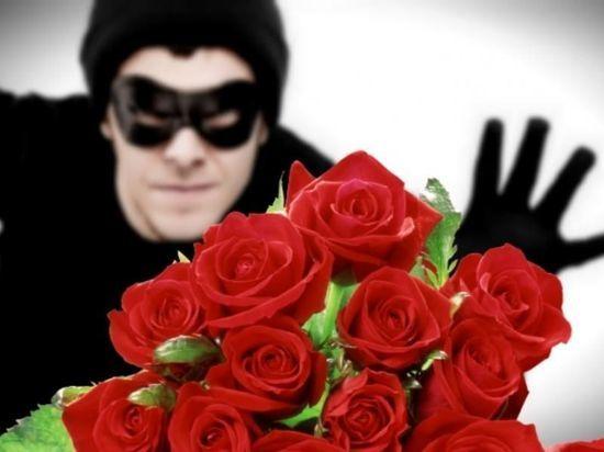 Ивановский Ромео украл из торговой точки букет роз