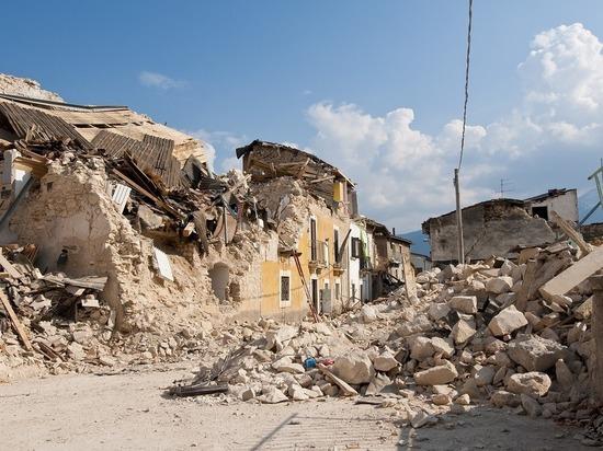 США ожидает катастрофическое землетрясение, предположили сейсмологи