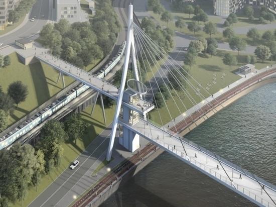 Жители Дорогомилова смогут добраться до Пресни по мосту
