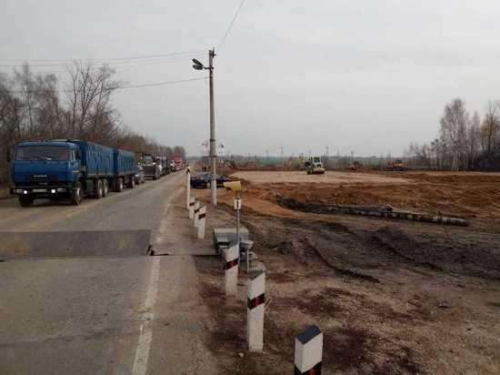Чиновники переадресовали инвестору жалобы на строительство путепровода в Ряжске