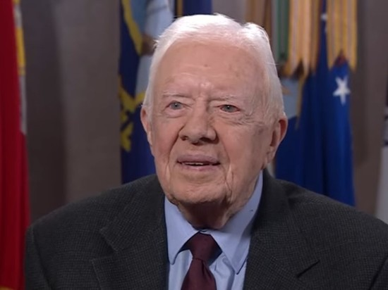 Экс-президент США Джимми Картер попал в больницу