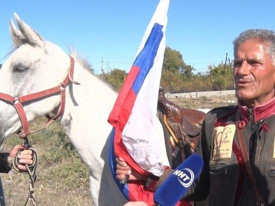 Арабский путешественник проведет в Дагестане еще четыре дня, продолжив затем свой путь
