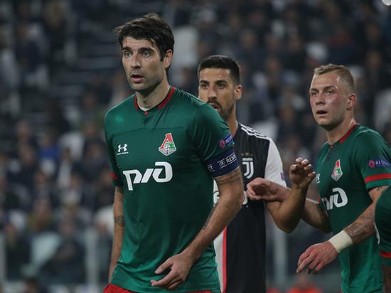«Локомотив» почти обыграл «Ювентус»: не хватило 15 минут до сенсации