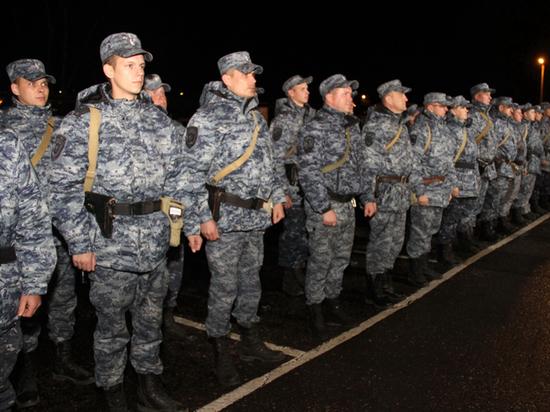 Костромские полицейские после 6 месяцев командировки на Кавказ вернулись домой