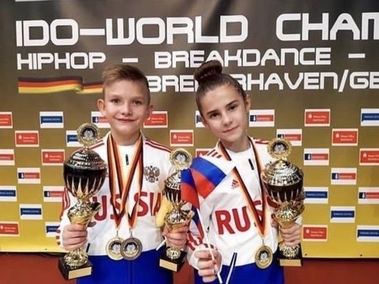 Юные танцоры из Ставрополя завоевали «золото»