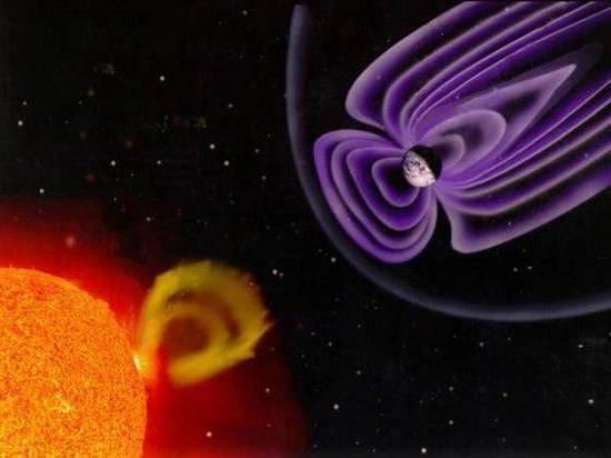 В выходные на Землю обрушится необычная магнитная буря