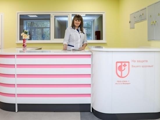 Новая женская консультация в Волжском готовится принять пациенток