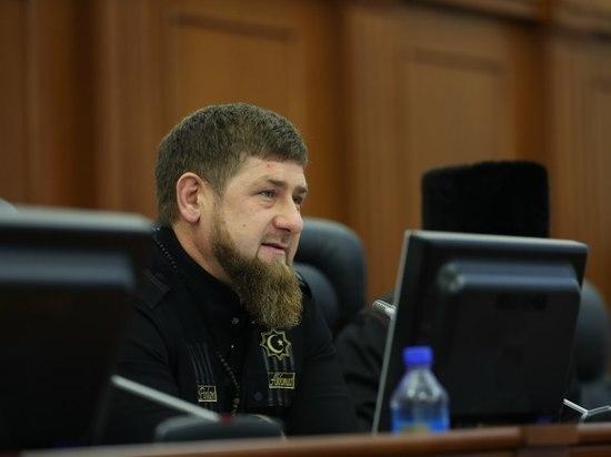 Глава Чечни в числе лидеров среди губернаторов-блогеров