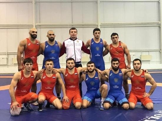 Спортсмен из Тверской области выступит на первенстве Мира по греко-римской борьбе