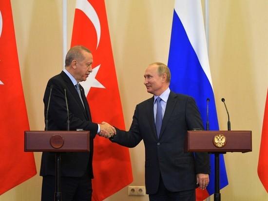 """""""Крупнейший лузер - США"""": подробности сирийской сделки Путина и Эрдогана"""