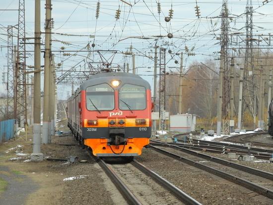 Пригородные поезда в Нижегородской области меняют график 4 ноября