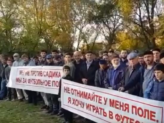 Решительность дагестанских властей вселила надежду в жителей Хасавюрта