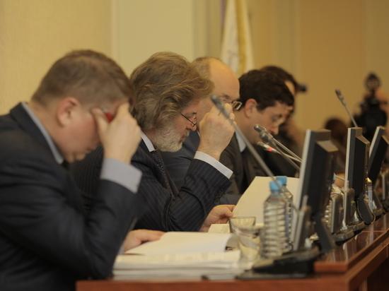 Заседание Законодательного собрания пройдет 24 октября в Нижнем