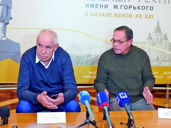 Игорь Скляр и Сергей Гармаш рассказали о Нижнем Новгороде