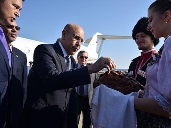 Для встречи участников саммита Россия-Африка в Сочи испекли 60 караваев